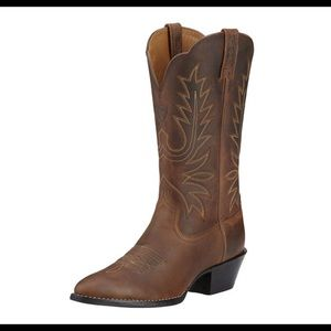 Ariat Heritage R Toe Western Boot - Women's 9B